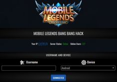 Mobile Legends Hack 2019 Updated Generator — How to Get Unlimited Diamonds No Survey No Verification Mobile Legends Bang Bang Hack — Get Free 9999999 Diamonds How to Get Free Diamonds on Mobile… Moba Legends, Episode Choose Your Story, App Hack, Android Hacks, Website Features, Test Card, Hack Online, Bang Bang, Text You
