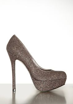 Who doesn't love sparkling shoes