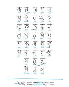 "Devanagari handwriting ""Ananda Ketaketi"" on Behance Marathi Calligraphy Font, Calligraphy Fonts Alphabet, Hindi Alphabet, Handwriting Alphabet, Font Art, Calligraphy Quotes, Typography Fonts, Farsi Alphabet, Hand Lettering"