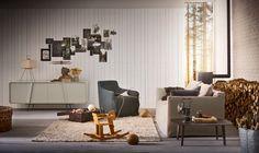 Ja een vitrinekast met deuren onderin voor het opbergen van spullen maar het kan beslist ook anders. Meet Alf Furniture! Zij ontwierpen een modern dressoir met een retro tintje.