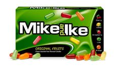 California woman sues candy company over movie-theater Mike and Ike box