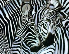 Nature and environmental artwork by Dana Queen, featuring original oil paintings and giclee reproductions. Animal Z, Animals And Pets, Cute Animals, Zebra Art, African Animals, Wildlife Art, Animals Beautiful, Mammals, Black And White