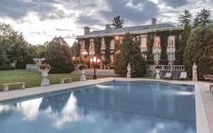#GreatSpaces - The Morton Salt #Mansion / Listed for $4,900,000 #LuxuryPool