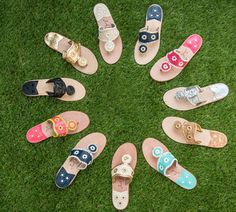 Win a Pair of Jack Rogers!