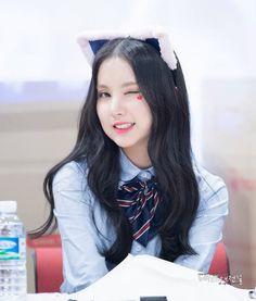 K-Pop Babe Pics – Photos of every single female singer in Korean Pop Music (K-Pop) South Korean Girls, Korean Girl Groups, Asian Woman, Asian Girl, G Friend, Girl Bands, Female Singers, Single Women, Ulzzang Girl