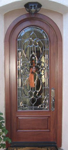 Stained Glass Doors Leaded Glass Beveled Doors Custom Glass Design Stain Glass Doors