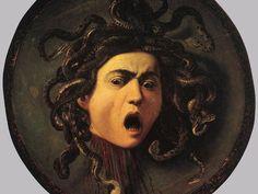 """""""Medusa Murtola"""" de Caravaggio"""