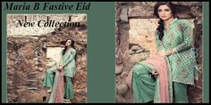 Maria B Fastive Eid New Collection 2016