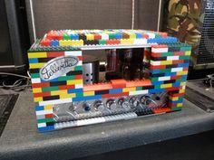"""Felleretta Tube Amp """"Lego"""""""
