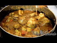The Best Jamaican Curry Chicken Recipe Ever - YouTube
