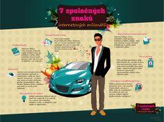 7 společných znaků internetových milionářů