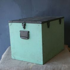 Fab.com | Industrial Foundry Chest