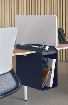 Workspace Design, Office Interior Design, Office Interiors, Office Furniture, Office Decor, Home Furniture, Furniture Design, Desktop Storage, Cabin Design