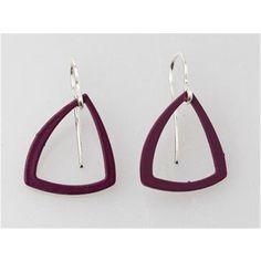 Drop Earrings, Jewelry, Pink Triangle, Necklaces, Bangle Bracelets, Crochet Earrings, Silver Rings, Jewelry Design, Jewlery