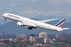 AIR FRANCE inaugura su primer vuelo directo a Costa Rica