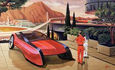 Automotive by Jonathan Eziquiel Shriro