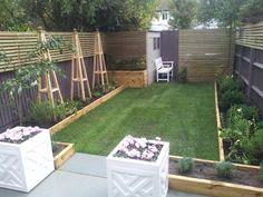 London garden design Honeybrook road - All For Garden Small Patio Design, Back Garden Design, Backyard Ideas For Small Yards, Modern Garden Design, Backyard Garden Design, Small Backyard Landscaping, Contemporary Garden, Landscape Design, Small Back Garden Ideas
