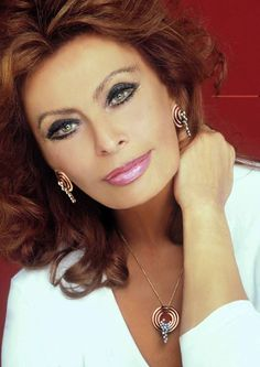 Sophia Loren (1934, Rome)  Two Women, Marriage Italian Style, Nine, etc.