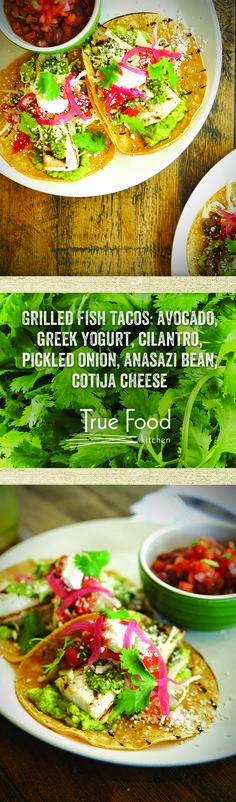 True's take on street tacos.