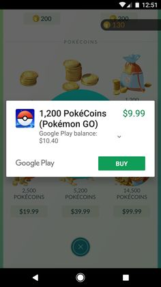 After a few months of saving up the Google Play credits that I got through the Google Opinion Rewards app I finally had enough for 1200 coins
