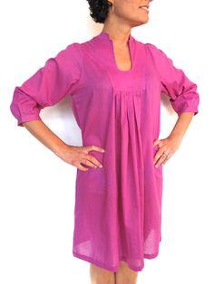 Layla afghani dress in violet haze @Carina Schott