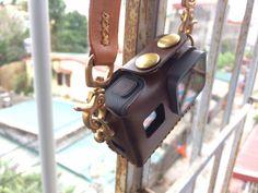 Handmade Leather Case for GoPro Hero 5 Black