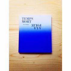 #tempsmort #alafolie #book #cover #nickmattan