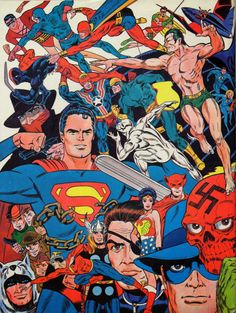 discovering life in comicbooks