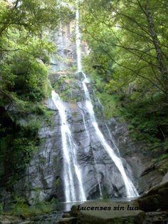 Cascada de Vilagocende,Fonsagrada - LUGO