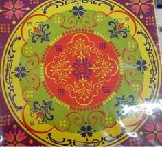*Art Direction: Festive Indian Restaurant ////Forms of Festive Patterns Decorations in India - Part II Arabian Decor, Indian Patterns, Pattern And Decoration, Persian Rug, Art Direction, Festive, Decorative Plates, Restaurant, Decorations