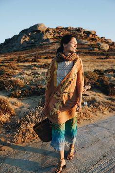Greece Vacation, Mykonos, Hotels And Resorts, Creative Director, Kimono Top, Collection, Women, Fashion, Moda