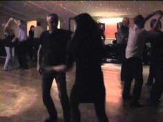 Modern Jive danced socially