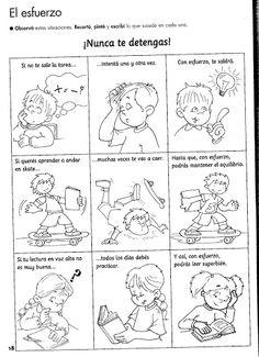 FIGURAS 15 - Gaby As - Álbumes web de Picasa English Activities, Class Activities, School Classroom, Teaching, Comics, Kids, Spanish Class, First Day Of Class, Citizenship