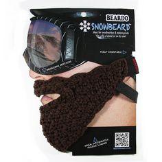 Snowbeard ™ Ski Mask