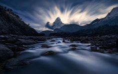 wonderful Himalayas series by Max Rive