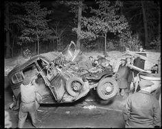 Auto wreck | by Boston Public Library