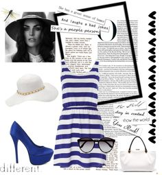 """to St tropez !!!!!!!"" by zog-ines on Polyvore"