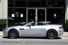 Cars Dawydiak 2007 Aston Martin V8 Vantage Roadster