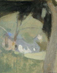 View The Old Brewery By Helene Schjerfbeck; Painting: oil on cardboard; Access more artwork lots and estimated & realized auction prices on MutualArt. Helene Schjerfbeck, Landscape Art, Landscape Paintings, Helsinki, Painter Artist, Z Arts, Abstract Images, Sculpture, Figurative Art