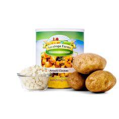 Saratoga Farms Freeze Dried Potatoes