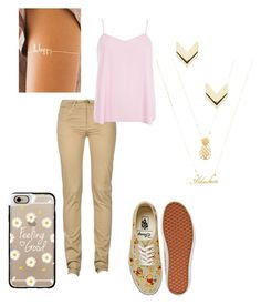 Untitled #127 by jadaxoxo12 on Polyvore featuring polyvore, fashion, style, Dorothy Perkins, Monkee Genes, Leslie Danzis, Forever 21, Tattly and Casetify