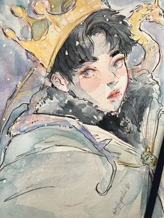 Artwork by Honey, u r doing amazing Bts Drawings, Cool Drawings, Inspiration Art, Art Inspo, Pretty Art, Cute Art, Art Graphique, Boy Art, Art Sketchbook