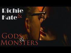 kate kissing richie from dusk till dawn   Richie & Kate    Gods & Monsters [From Dusk Till Dawn]