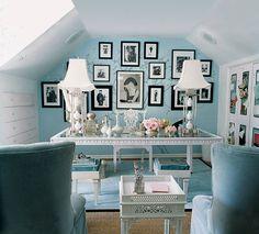 Interior designer Mary McDonald's L.A. office / much