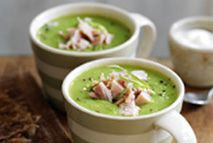 Pea and ham soup – Recipes – Slimming World