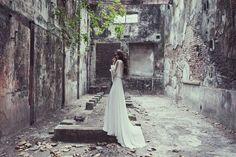 The Rosewood #weddinggown #rosewoodgown #boandluca #boandlucagown #handbeaded #silk