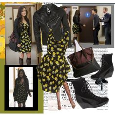 """""""Aria Montgomery in season 1 episode 7--The homecoming hangover"""" by serena-lover on Polyvore"""