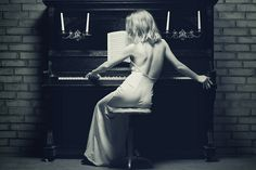 'piano girl' by Gorgeous made easy