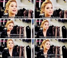 PLL - Ashley Benson ;)