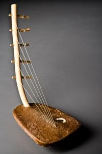 The importance of music was reflected in Greek mythology. For instance, the god Hermes invented the lyre, a stringed instrument, and gave it to the legendary musician Orpheus, who was able to charm all living things with his music. http://www.ehow.com/info_8118662_ancient-greek-musical-instruments.html#